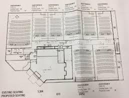 Cinemark Renovation At Mall At Barnes Crossing Will Bring In
