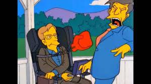 Muere Stephen Hawking: Stephen Hawking y Los Simpson: llegó a arrepentirse  de salir en la cultura pop
