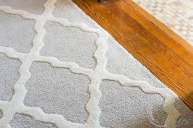 popular of trellis runner rug new rugs in the hall finding silver pennies