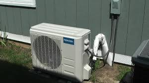mrcool diy 24k mini split heat pump air conditioner installation you