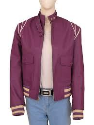 trending women purple leather jacket purple leather jacket for women