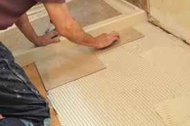 installing a tile shower save installing tile over tile shower floor