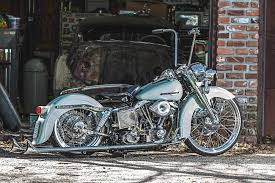 custom 1975 harley davidson flh shovelheads aren t dead hot bike