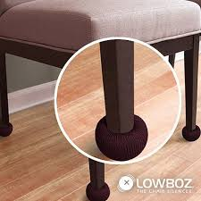 protecting wood floors from chair leg scratches