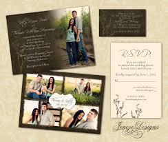 Free Wedding Invitation Card Template Photoshop