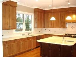 putting crown molding on kitchen cabinets cost to install cabinet installation cutting cabine