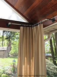 endearing porch curtains ideas inspiration with outdoor curtains porch curtains porch enclosure