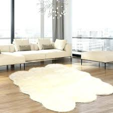 good faux animal rug and faux fur area rug sheepskin tags awesome amazing fake rugs cream inspirational faux animal rug