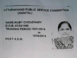 Id Officer Who Times Her Gave Ias Mussoorie As India Deputy Fake Hindustan Director Woman Says Academy's Posed