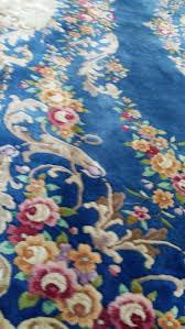 carpet 9x12. chinese aubusson hand knotted oriental rug 8\u002711x11\u00277 in antiques, rugs \u0026 carpet 9x12