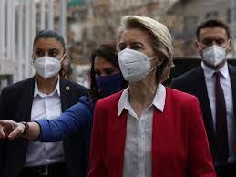 Turkey blames 'sofagate' on EU and denies snub to Ursula von der Leyen