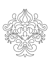 Small Picture 25 best Damask patterns ideas on Pinterest Free damask pattern
