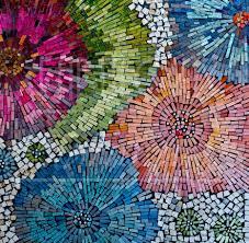 glass mosaic wall art home design ideas in mosaic wall art gallery 5 of