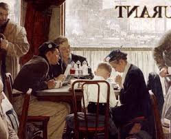 norman rockwell s art has captured the hearts of many