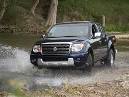 2009 Suzuki Equator - Suzuki Pickup Truck Review - Automobile Magazine