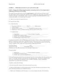 government contracting resume format resume examples brefash