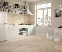 Wood Tile Floor Kitchen Wall And Floor Wood Look Tiles By Ariana