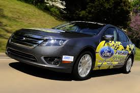 Ford Fusion Green Car Light Ford Entering Green Zone To Make Electric Cars More Efficient