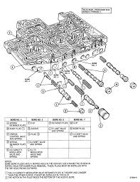 similiar ford 4r70w transmission parts diagram keywords ford aod valve body diagram aod aode 4r70w parts blow up diagram
