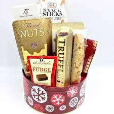 tin gift basket