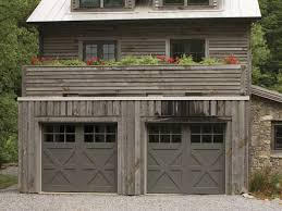 coachman collection steel carriage house style garage doors