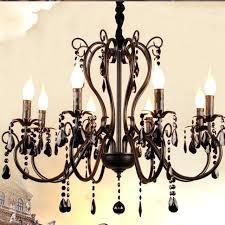 wrought iron lighting coffee vintage wrought iron chandelier crystal er hotel black chandelier bedroom kitchen bar indoor wrought iron track