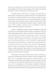 rashomon essay the woodcutter being 3 witness