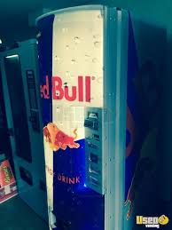 Vending Machines For Sale Columbus Ohio Impressive New Listing WwwusedvendingiRedbullVendingMachine