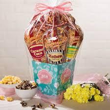 popcornopolis gourmet popcorn 5 cone mother s day gift basket walmart