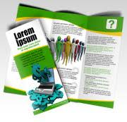 make tri fold brochure how to make business brochures that stand out pcworld