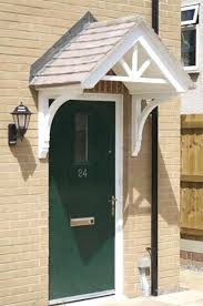 cool pitched roof above front door ideas exterior canopy porch