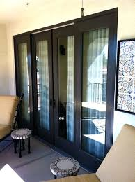 replace sliding door with french doors commendable replacing sliding door with french