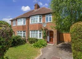 Thumbnail 3 Bed Semi Detached House For Sale In Queen Ediths Way, Cherry  Hinton