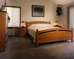 Red Oak Bedroom Furniture Bedrooms Jesse Woodworks