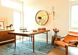 mid century modern rugs impressive home office ideas carpet rug designs r