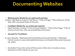 Ppt Chicago Style Citation Process Powerpoint Presentation Id
