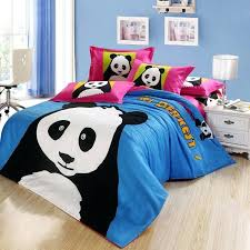 bear comforter panda bear bedding set with comforter queen king size available the color of materials