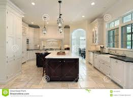 Luxury Kitchen Luxury Kitchen With White Cabinetry Stock Photos Image 13174313