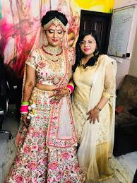 pooja sharma bridal makeup artist dwarka sector 19 beauty salons in delhi justdial