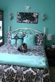 black and white and teal bedroom. teal black and white bedroom beautiful blue ideas for teenage girls with r