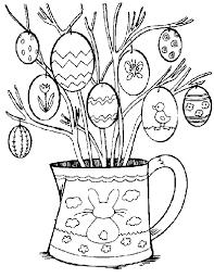 Speciale Dagen Pasen Kleurplaat Animaatjesnl