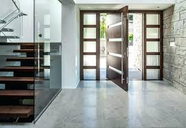 front doors contemporary contemporary front doors and windows bringing style in through modern glass entry doors