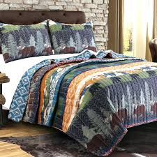 brown bedding sets queen quilt full size owl cover set blue bed sheets brown bedding