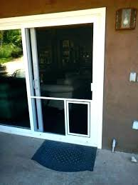screen door pet vinyl with large full size of dog for sliding glass guard home depot