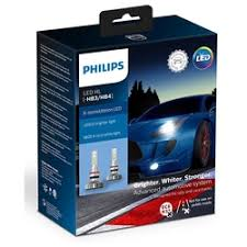 «<b>Philips X</b>-<b>treme Ultinon</b> LED HB3/HB4 6500K 2pcs» — <b>Лампы</b> для ...