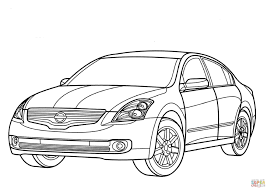 3508x2480 nissan altima hybrid coloring page free printable coloring pages