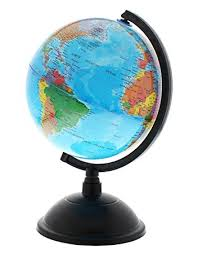 world globe on stand. Juvale World Globe With Stand - Educational Learning Rotating Desktop Perfect For Kids On R