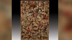 painting found in arizona garage may be a jackson pollock worth 15 million abc news
