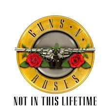 Guns N' Roses – Not in this Lifetime Tour – Stellita Radio