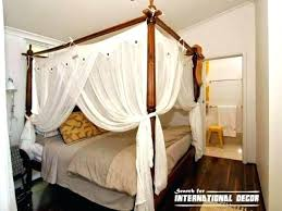four poster bed canopy curtains – bdartscollege.org